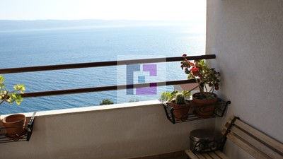 1-bedroom apartment with sea view
