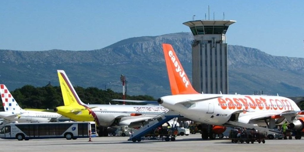 Split and Brac airports to break records in 2018